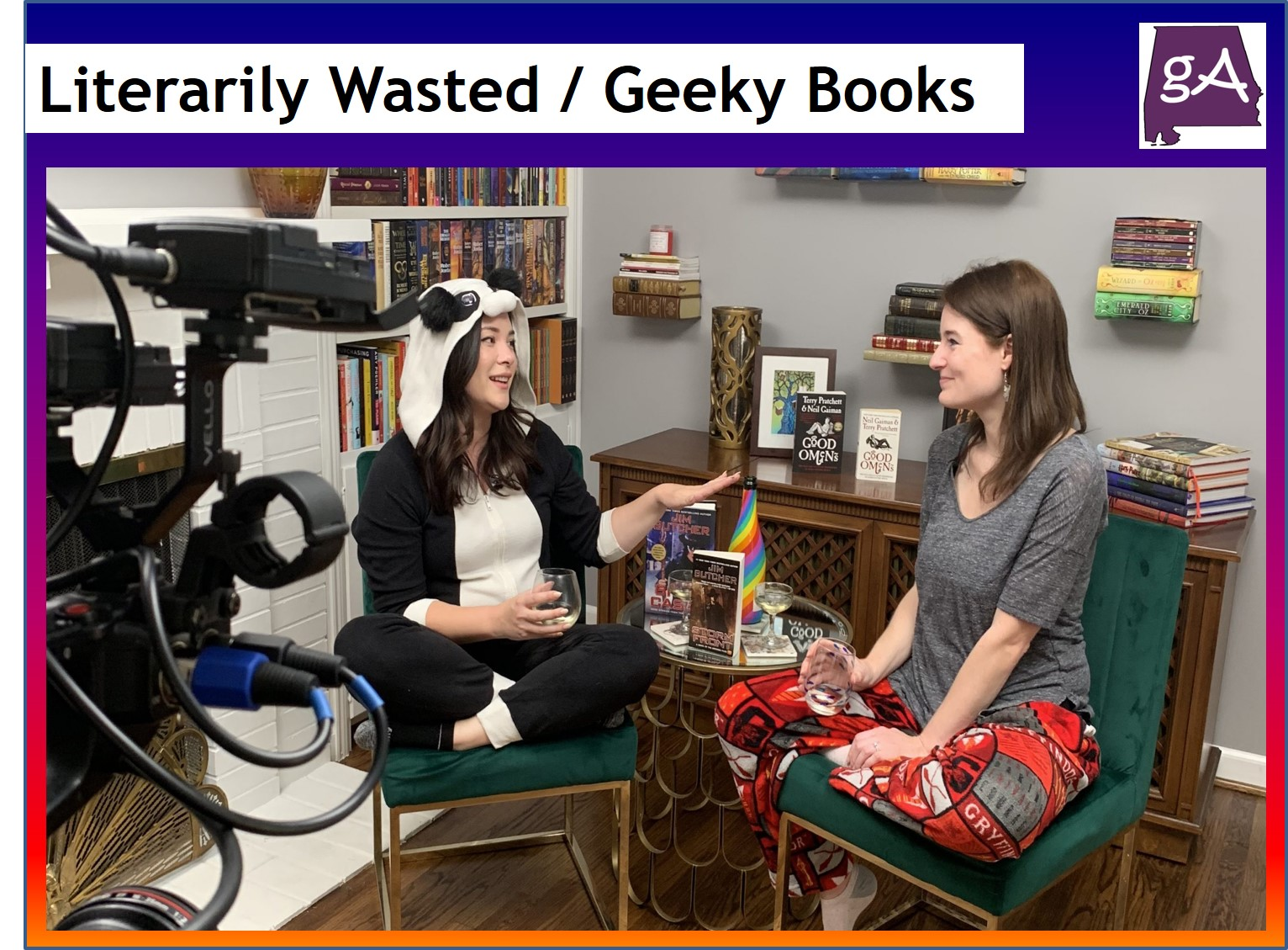 Literarily Wasted Online Book Club Brings Geeky Books To The People Geek Alabama Members of the it's a southern thing team included matt mitchell, haley laurence, adam schwartz, lauren musgrove, luke porter, justin yurkanin, elizabeth whitmire, talia lin… book club brings geeky books